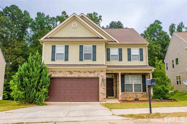 273 Florence Drive, Clayton, NC 27527 (#2278697) :: Raleigh Cary Realty