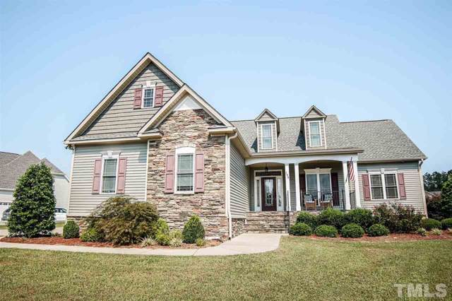 195 Neill Thomas Road, Lillington, NC 27546 (#2278700) :: Dogwood Properties