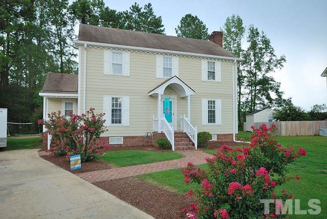 148 Ketch Point Court, Rocky Mount, NC 27803 (#2278702) :: Dogwood Properties