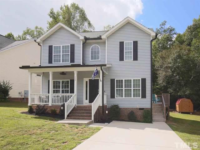 465 Hunter Way, Clayton, NC 27520 (#2278708) :: Raleigh Cary Realty