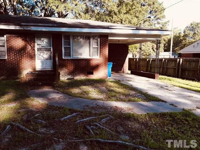 1204 Crawford Street, Wilson, NC 27893 (#2278731) :: M&J Realty Group