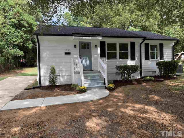 2223 Shannon Street, Raleigh, NC 27610 (#2278734) :: The Results Team, LLC