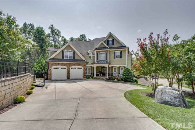 620 Walters Drive, Wake Forest, NC 27587 (#2278764) :: The Jim Allen Group
