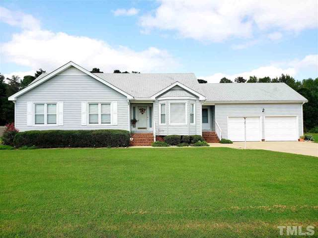 114 Twin Oaks Drive, Angier, NC 27501 (#2278783) :: Dogwood Properties