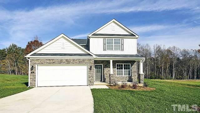 22 Prairie Street, Clayton, NC 27527 (#2278795) :: Real Estate By Design