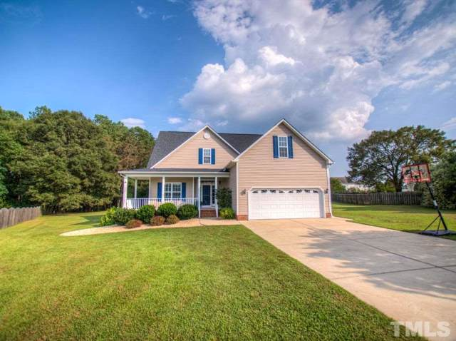 1509 Grassy Hills Lane, Holly Springs, NC 27540 (#2278800) :: The David Williams Group