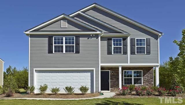 32 Prairie Street, Clayton, NC 27527 (#2278803) :: Real Estate By Design