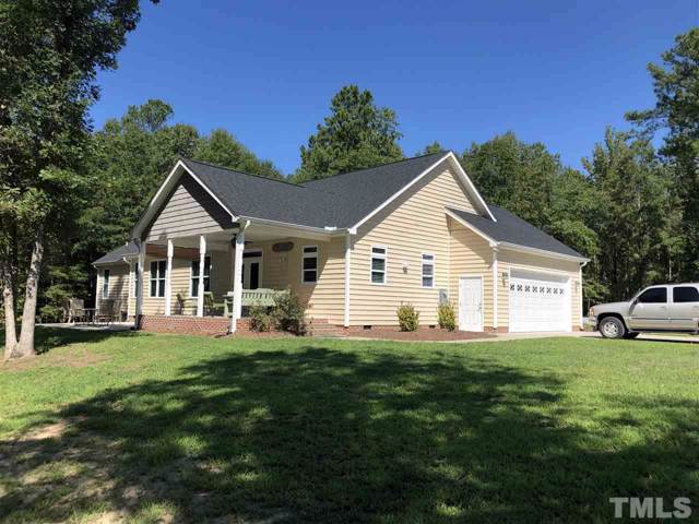 1568 Nc 42 Highway, Moncure, NC 27559 (#2278834) :: Dogwood Properties