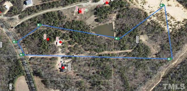 1630 Nc 42 Highway, Moncure, NC 27559 (#2278836) :: Dogwood Properties