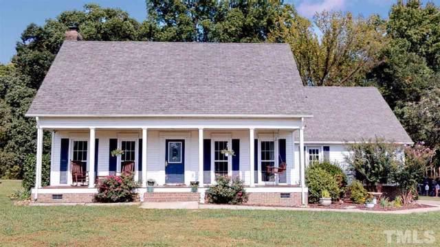 2310 Lakewood Falls Road, Goldston, NC 27252 (#2278839) :: Dogwood Properties