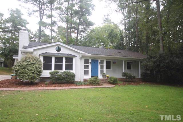 102 Brandywine Drive, Chapel Hill, NC 27516 (#2278851) :: The Perry Group