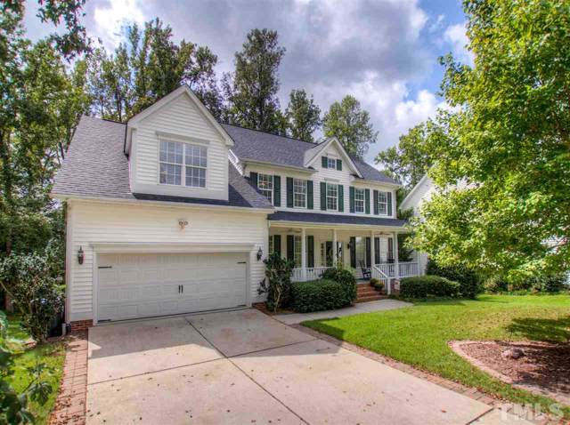 1269 Horsham Way, Apex, NC 27502 (#2278858) :: Morgan Womble Group