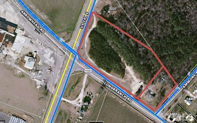 S Us 301 Highway, Dunn, NC 28334 (#2278871) :: Dogwood Properties