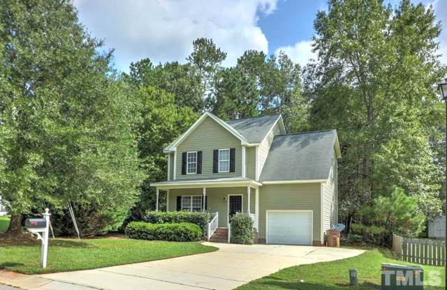 201 Amaryllis Way, Wake Forest, NC 27587 (#2278885) :: The Jim Allen Group