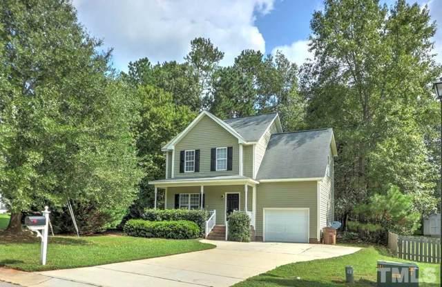 201 Amaryllis Way, Wake Forest, NC 27587 (#2278885) :: Sara Kate Homes