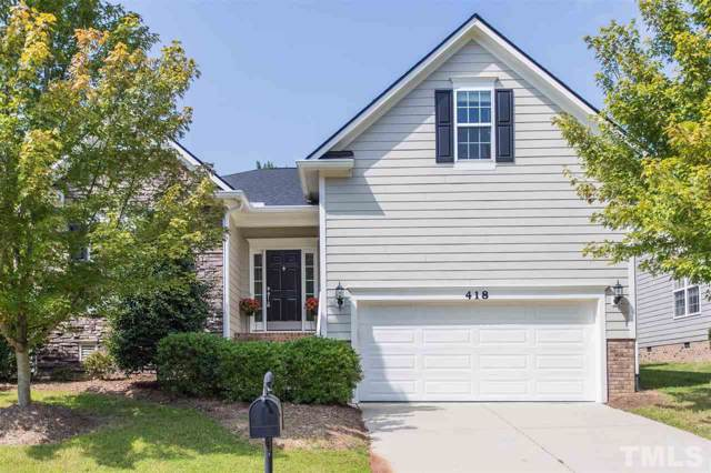 418 Longford Court, Durham, NC 27713 (#2278887) :: The Jim Allen Group
