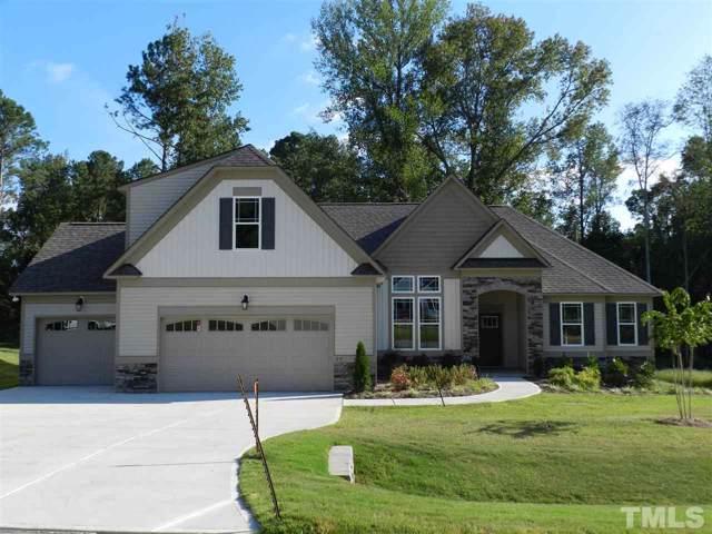 65 Everwood Drive, Four Oaks, NC 27524 (#2278918) :: Rachel Kendall Team