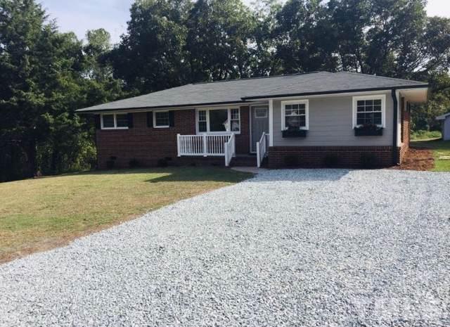 505 Lake Road, Creedmoor, NC 27522 (#2278929) :: Dogwood Properties