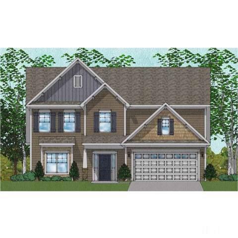 21 Red Plum Lane #126, Clayton, NC 27520 (#2278933) :: Sara Kate Homes