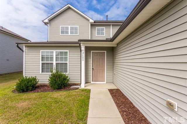 2609 Fortrose Lane, Fuquay Varina, NC 27526 (#2278957) :: Sara Kate Homes