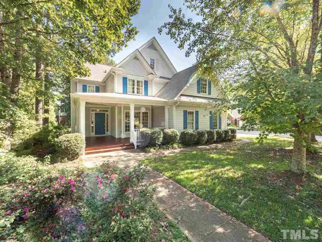 4124 Winding Oak Way, Apex, NC 27539 (#2278996) :: Dogwood Properties