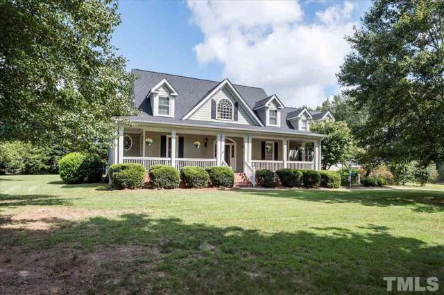 2424 Village Of Wakefield Drive, Zebulon, NC 27597 (#2279008) :: Marti Hampton Team - Re/Max One Realty