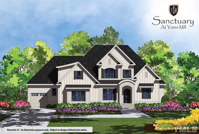 5220 Milner Drive, Raleigh, NC 27606 (#2279014) :: Sara Kate Homes