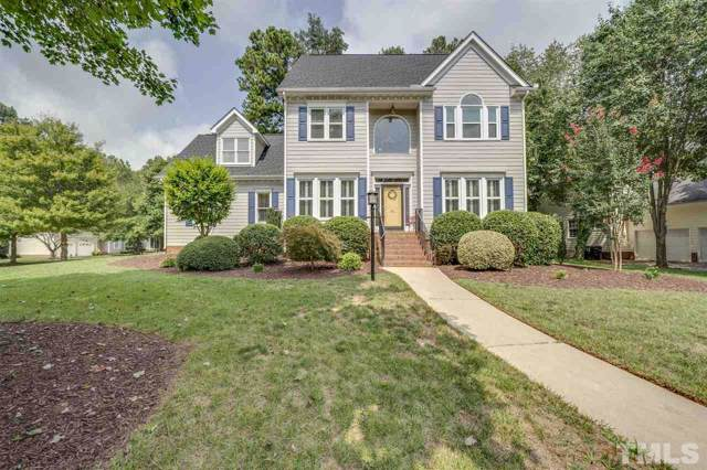 101 Holly Park Drive, Holly Springs, NC 27540 (#2279019) :: Morgan Womble Group