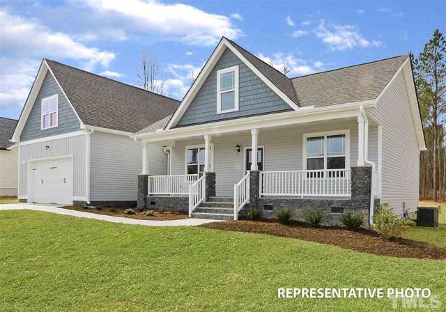 257 S Shreve Drive, Wendell, NC 27591 (#2279032) :: Real Estate By Design