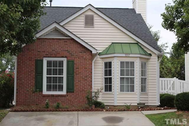 1517 Beacon Village Drive NE, Raleigh, NC 27604 (#2279037) :: Sara Kate Homes