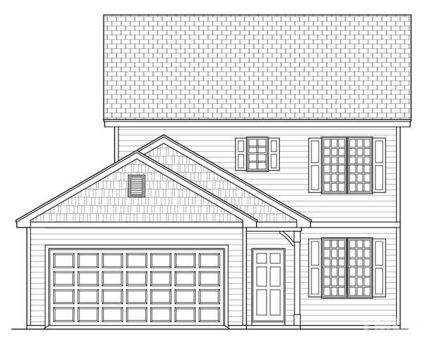 154 W Lumber Court, Clayton, NC 27520 (#2279045) :: Sara Kate Homes