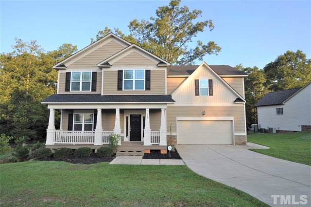 109 Carson Drive, Garner, NC 27529 (#2279047) :: The Perry Group