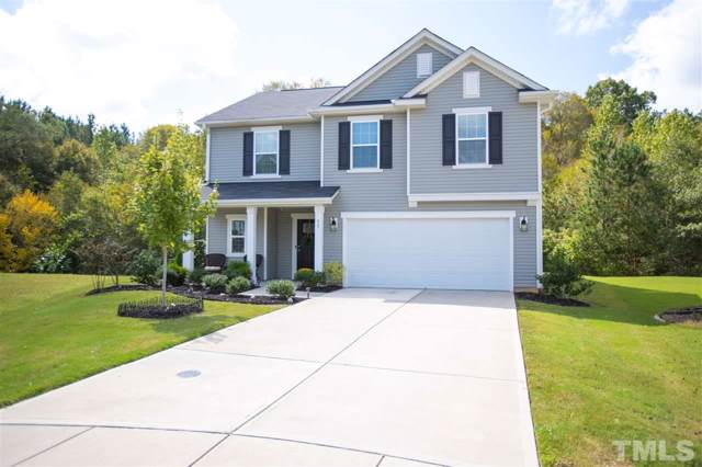 55 Fern Meadow Circle, Clayton, NC 27527 (#2279098) :: Dogwood Properties