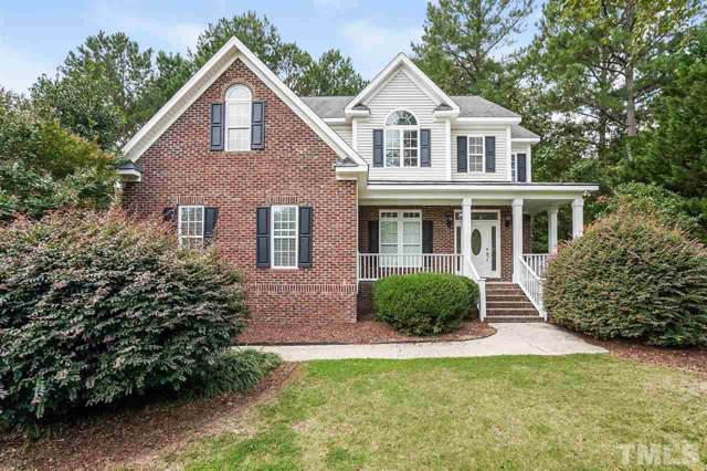 3509 Lillie Branch Drive, Zebulon, NC 27597 (#2279100) :: Dogwood Properties
