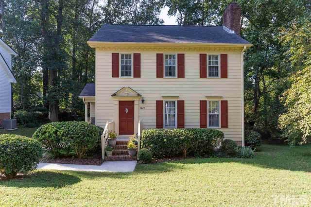 3625 E Jameson Road, Raleigh, NC 27604 (#2279111) :: Sara Kate Homes
