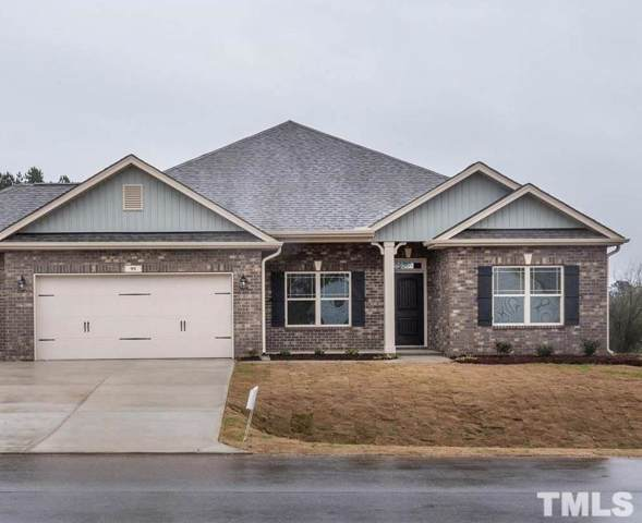 177 Woodwater Circle, Lillington, NC 27546 (#2279112) :: The Jim Allen Group