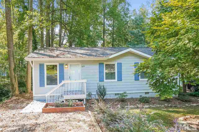 1603 Woodland Road, Garner, NC 27529 (#2279115) :: The Jim Allen Group
