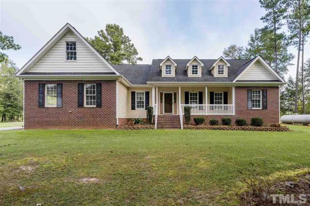 2890 Rosser Road, Bear Creek, NC 27207 (#2279129) :: The Amy Pomerantz Group