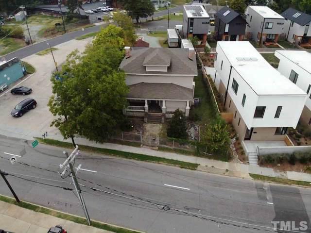 807 N Mangum Street, Durham, NC 27701 (#2279137) :: The Perry Group