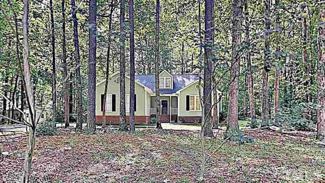 125 Baron Circle, Youngsville, NC 27596 (#2279141) :: Sara Kate Homes