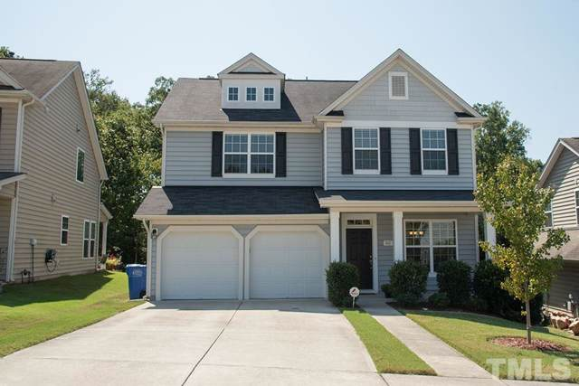 801 Shefford Town Drive, Rolesville, NC 27571 (#2279158) :: The Jim Allen Group