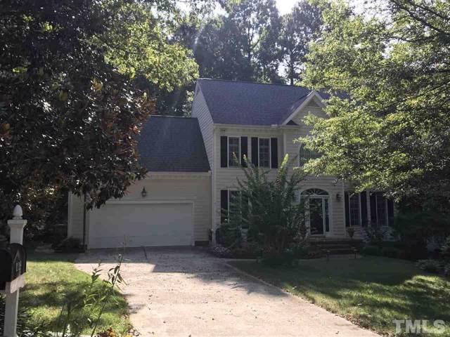 119 Bergeron Way, Cary, NC 27519 (#2279164) :: Raleigh Cary Realty