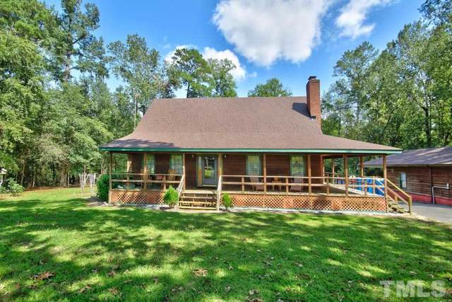 5571 Bizzell Grove Church Road, Princeton, NC 27569 (#2279171) :: The Perry Group