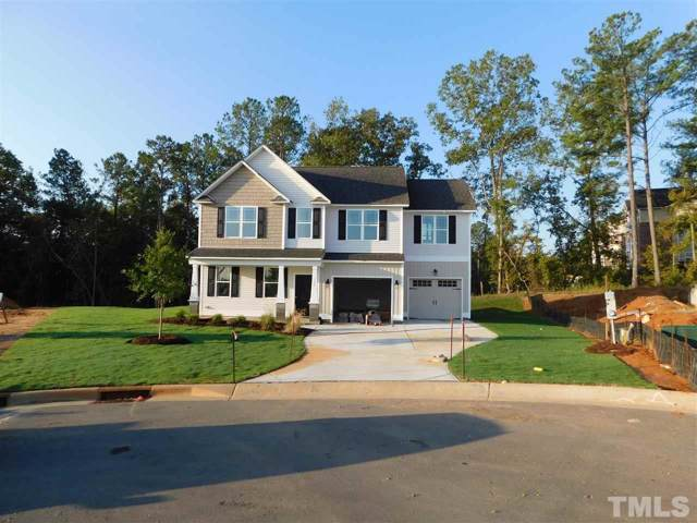 152 Mountain View Drive, Garner, NC 27529 (#2279173) :: The Perry Group