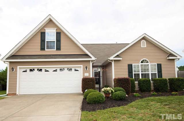 205 Shore Pine Drive, Youngsville, NC 27596 (#2279209) :: The Jim Allen Group