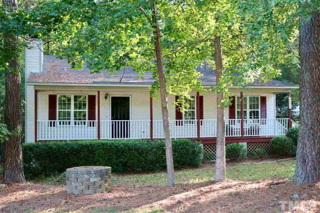 224 Mill Creek Drive, Youngsville, NC 27596 (#2279214) :: Real Estate By Design