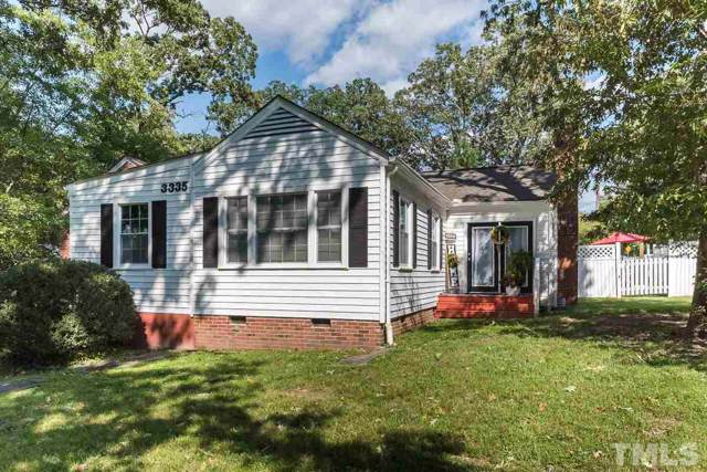 3335 Old Chapel Hill Road, Durham, NC 27707 (#2279215) :: The Perry Group