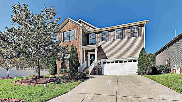 1010 Woodlands Creek Way, Apex, NC 27502 (#2279233) :: The Amy Pomerantz Group