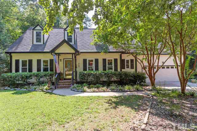 5109 Deer Lake Trail, Wake Forest, NC 27587 (#2279236) :: The Jim Allen Group