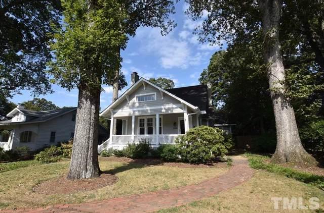 2119 Cowper Drive, Raleigh, NC 27608 (#2279261) :: Dogwood Properties